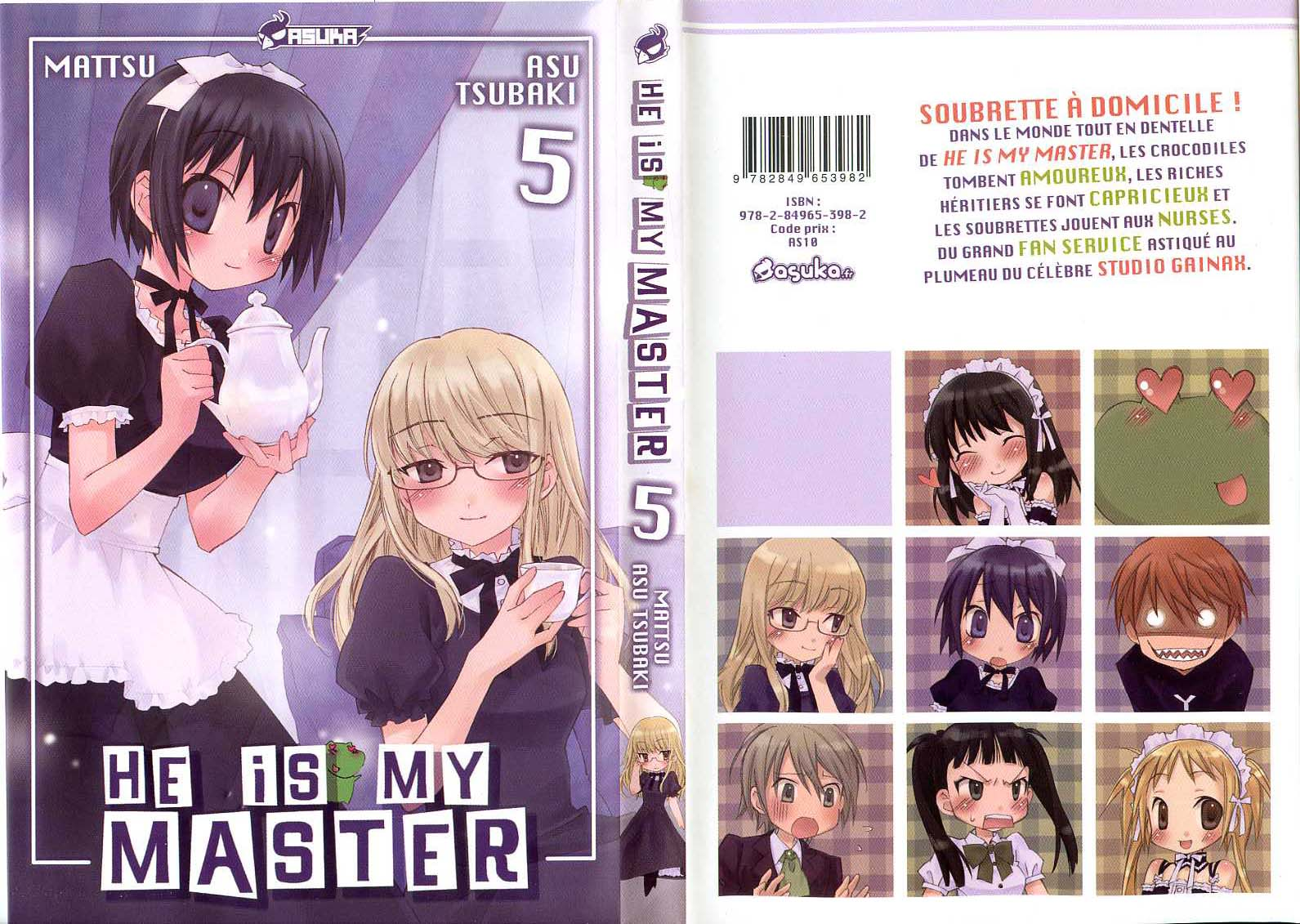 He Is My Master Volume 5 VF
