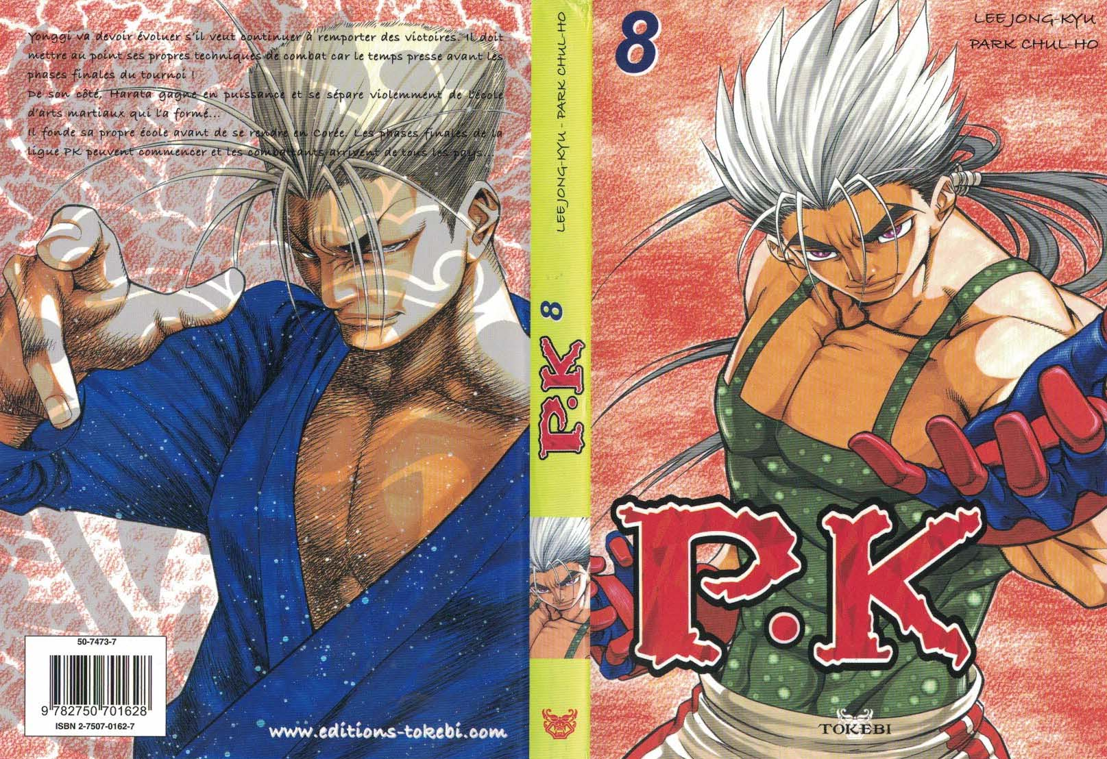 P.K - Player Killer Volume 8 VF