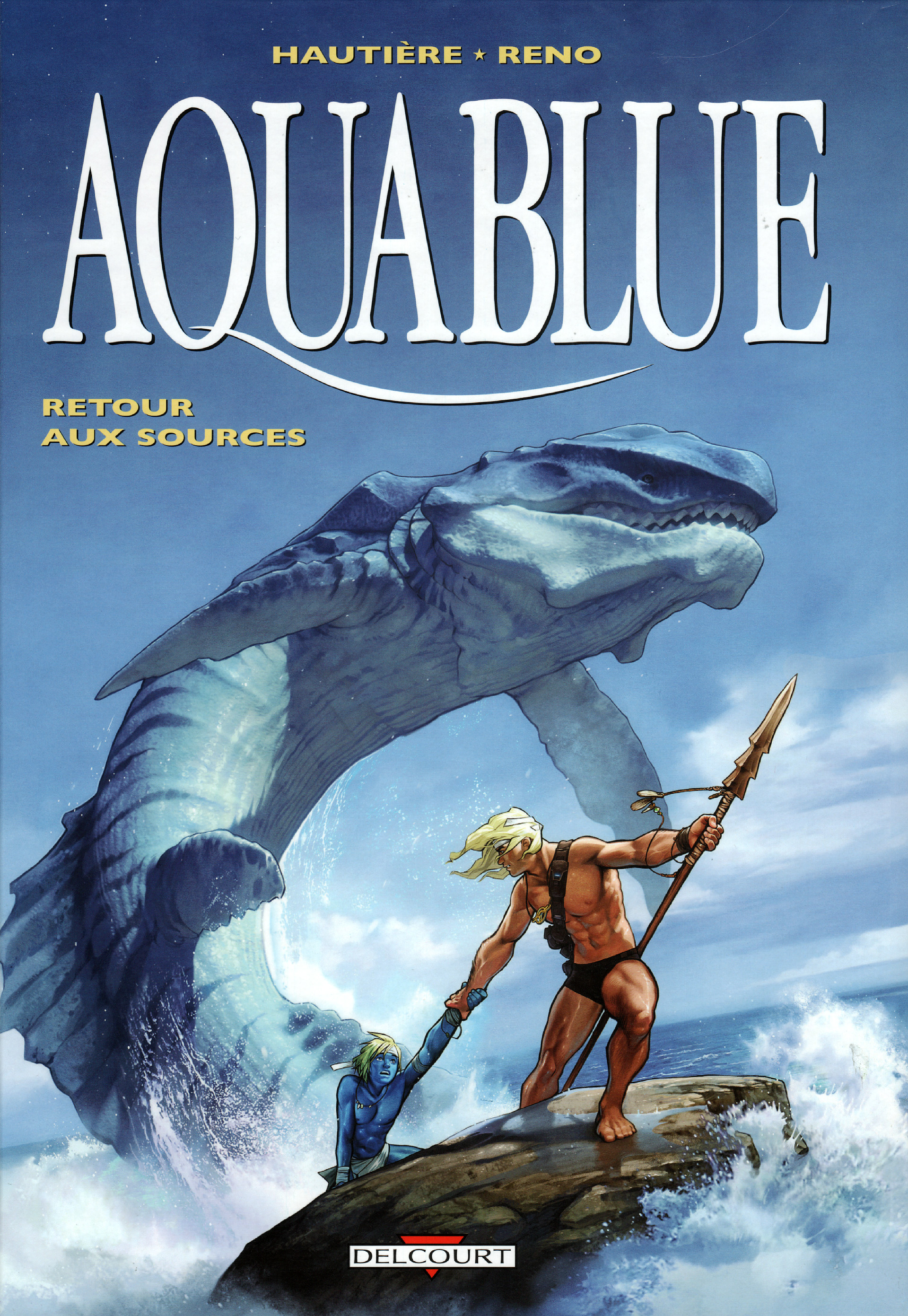 Bande Dessinée Aquablue Aquablue Volume 12 VF