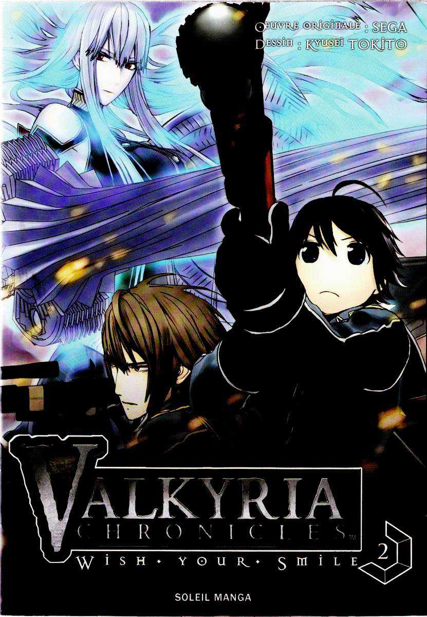 Valkyria Chronicles Wish Your Smiles Volume 2 VF