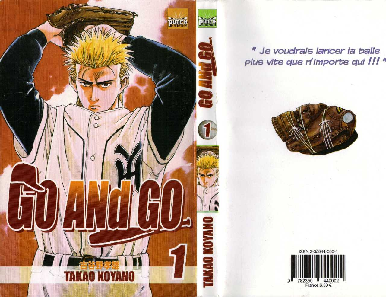 Go And Go Volume 1 VF