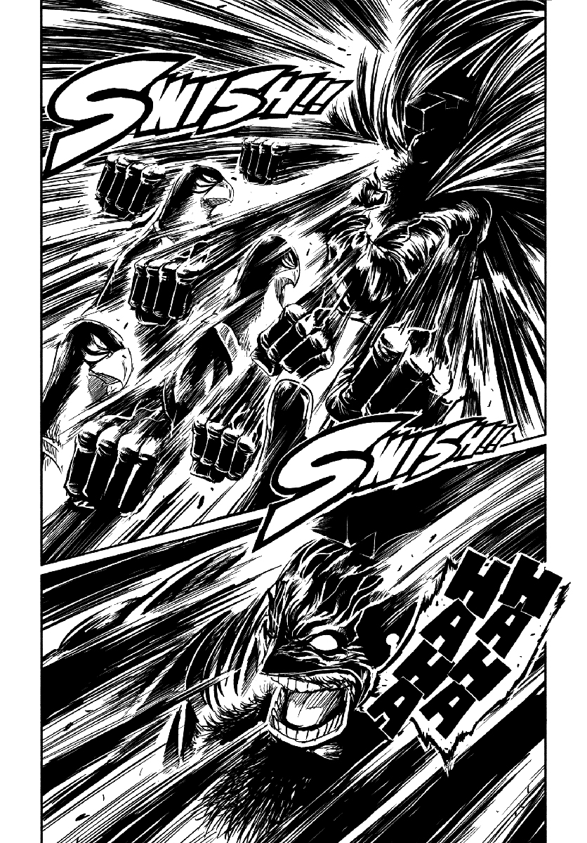 Keyman - The Hand Of Judgement Keyman The Hand of Judgement Vol. 7 Ch. 31 Cérémonie