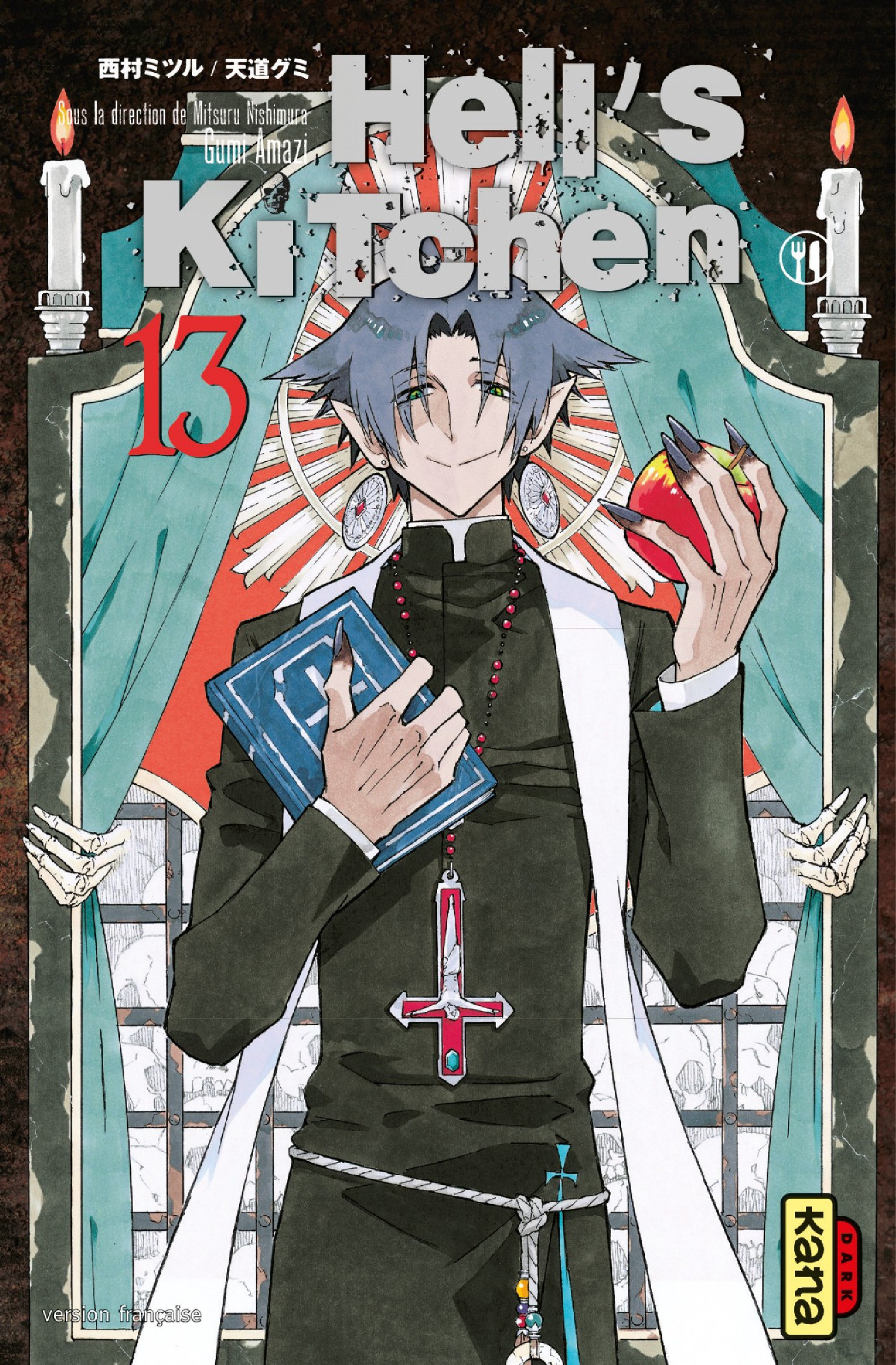Hell's Kitchen Hell's Kitchen Volume 13 VF