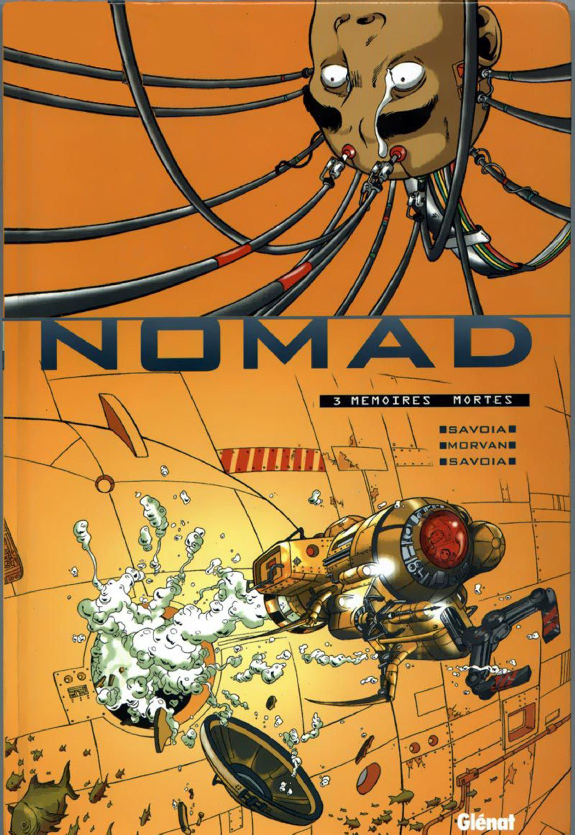Nomad Volume 3 VF