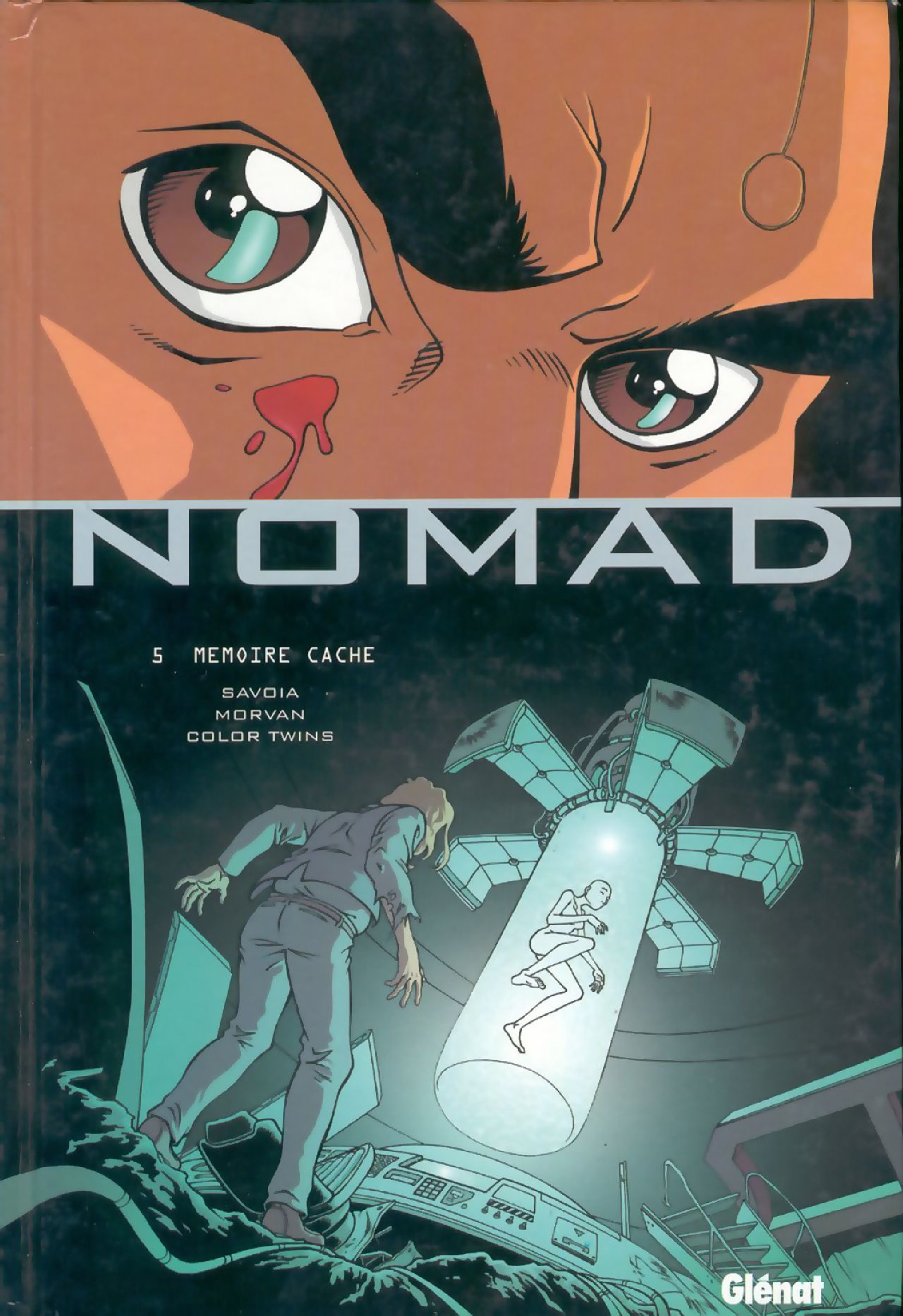 Nomad Volume 5 VF