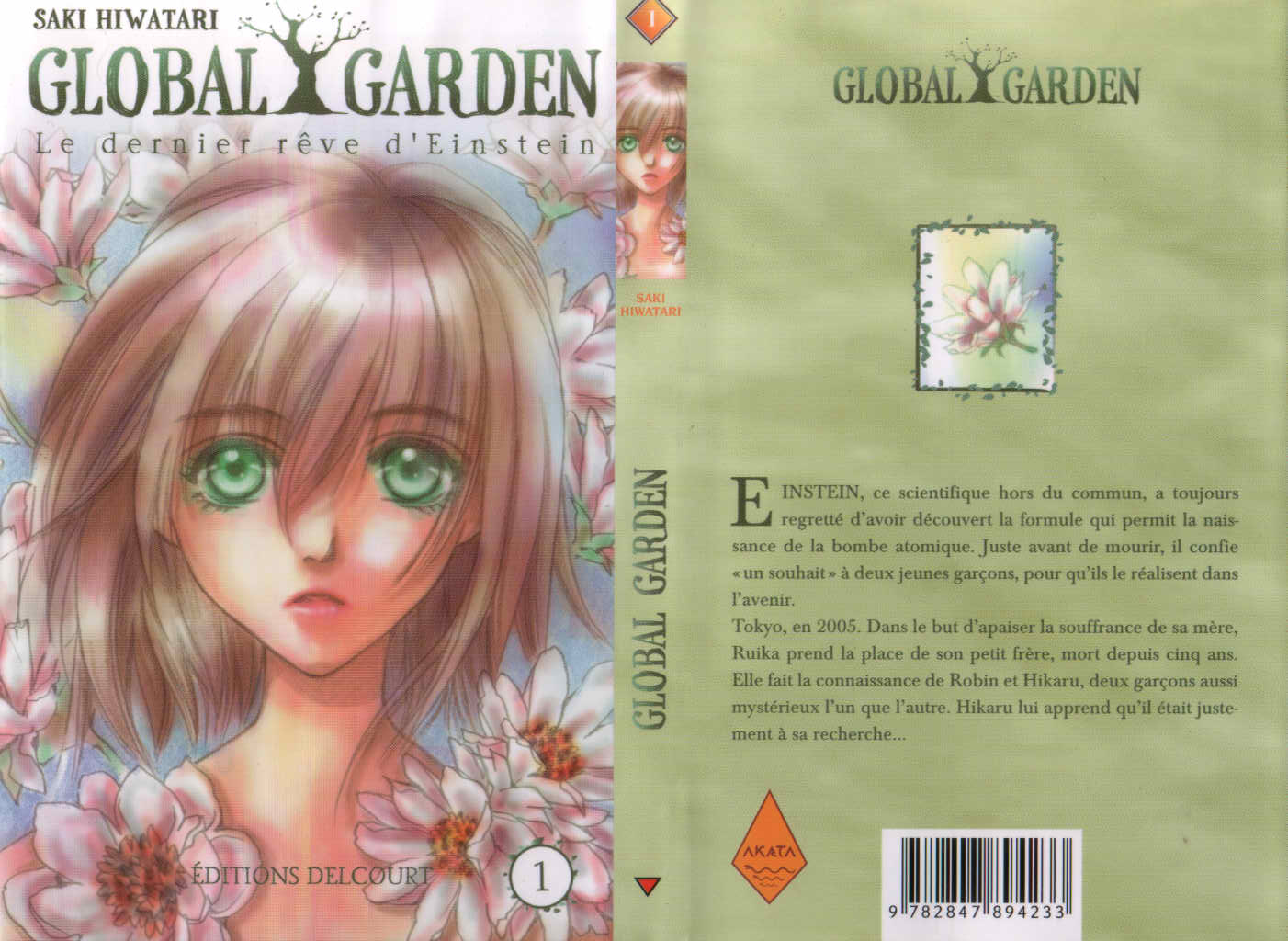 Global Garden Volume 1 VF