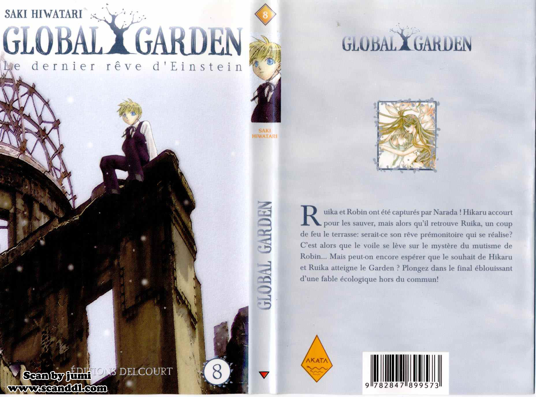Global Garden Volume 8 VF