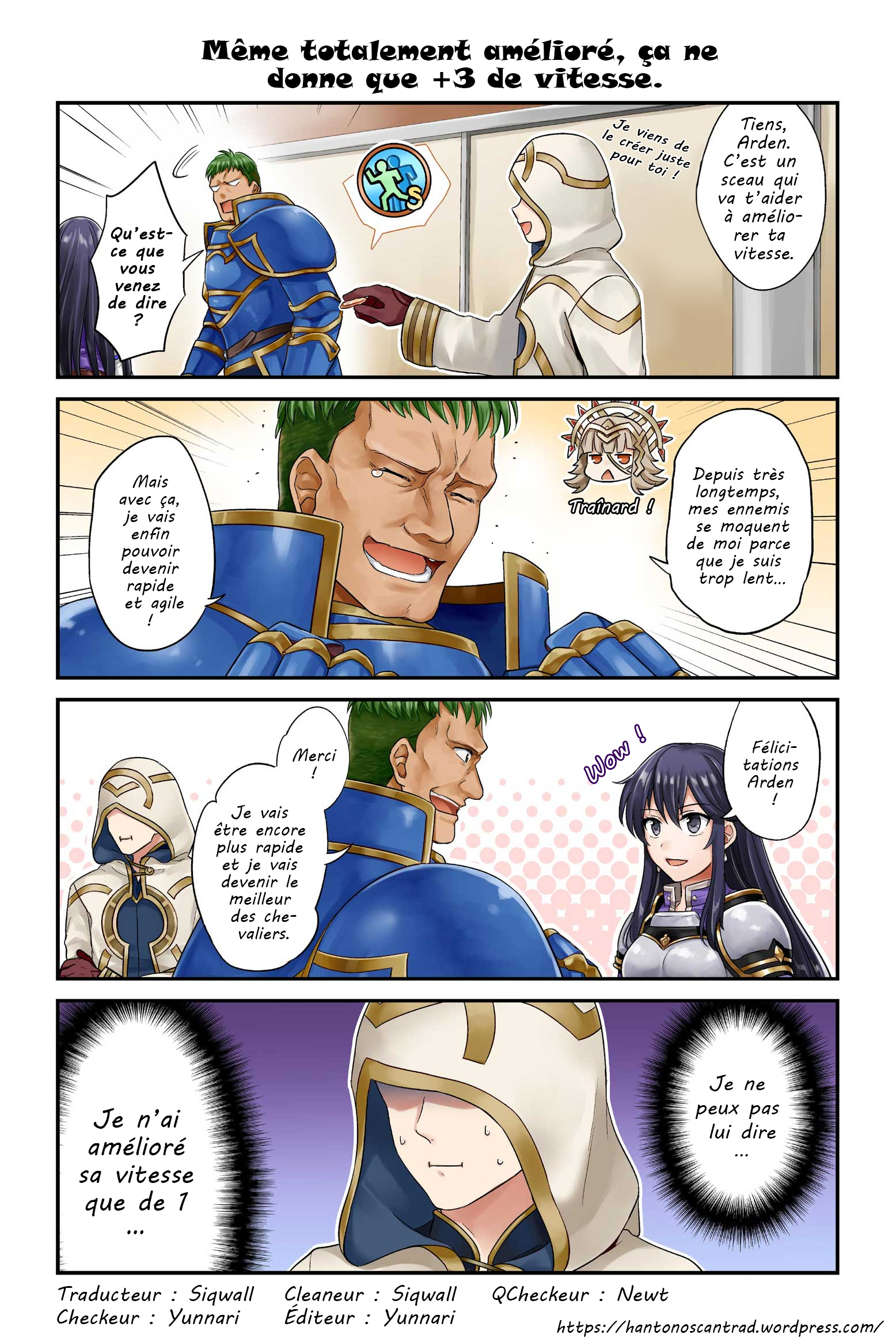 Fire Emblem Heroes: Daily Lives Of The Heroes 22 VF